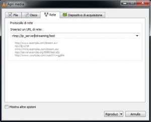Installazione di un server streaming RTMP con Nginx su